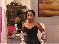 Free Porn Cute Young Asian Slave Girl In Corset Has Nipples Tortured By Master Len