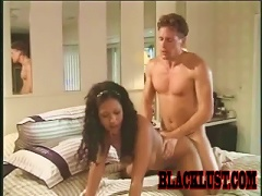 Free Porn Black Teen With Pierced   White Dick
