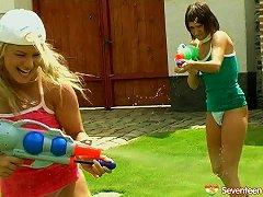 Free Porn An Excellent Outdoors Lesbians Orgy Scene Featuring A Bevy Of Salacious Bitches