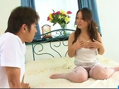 Free Porn Ruhime Maiori Japanese Mom Enjoys Young Cock