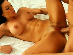 Free Porn Busty MILF Enjoys Younger Meat