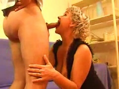 Free Porn Russian Mature And Her Young Lover