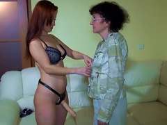 Free Porn Granny Veronika Fuck With A Young Teen