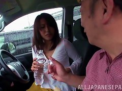 Free Porn Pov Video Of Work For Sex With Findling Of Tight Japanese Asshole On Back Seat Of The Car
