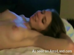 Free Porn Perky Tits Teen Masturbates For Boyfriend
