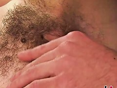 Free Porn Hirsute Cunt Gets Penetrated Really Hard
