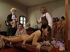 Free Porn Submissive Bound Teens Get Spanked In A Sadistic Epocal Porn Movie