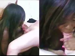 Free Porn Ebony Teen Tatiyana Foxx Facialized