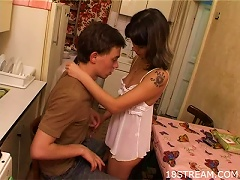 Free Porn Smashing Action With The Naughty Teen Milka